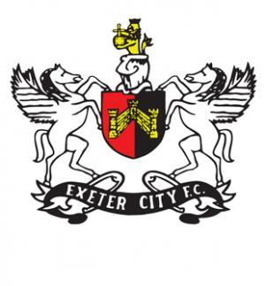 Football Team Logo for Exeter City