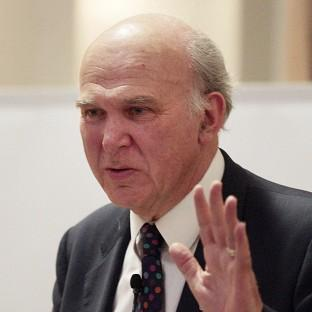Delighted: Vince Cable said his confidential relationship with constituents has been reinforced after the PCC ruling