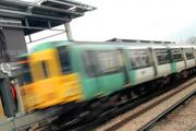 "Southern Railway and South West Trains ""top"" four for negative tweets from customers"
