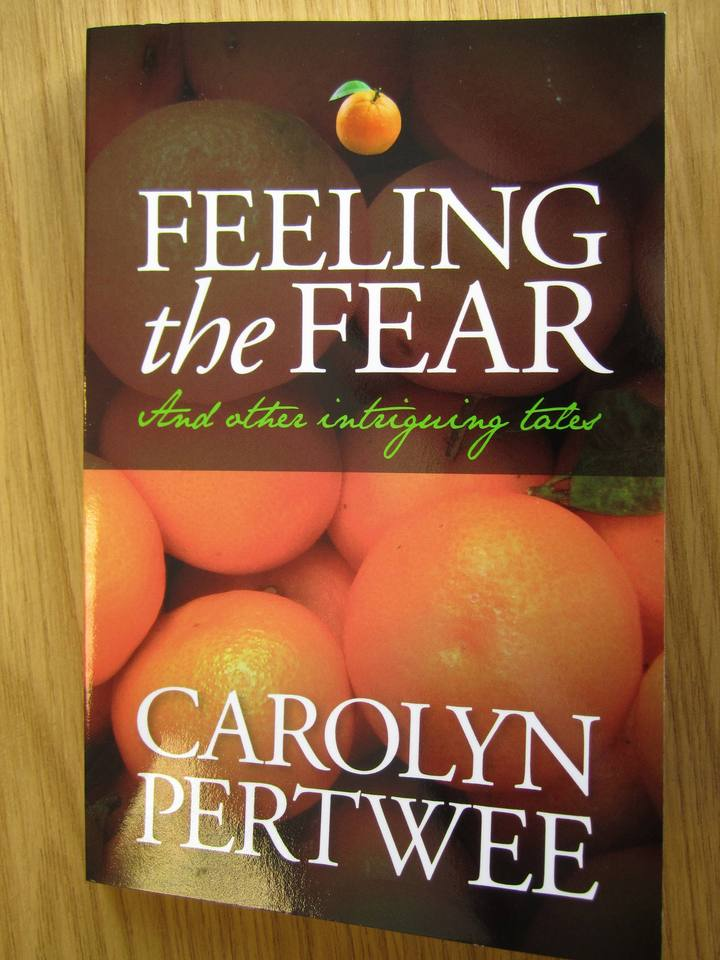 No fear: Caroyln Pertwee tackles some tough issues