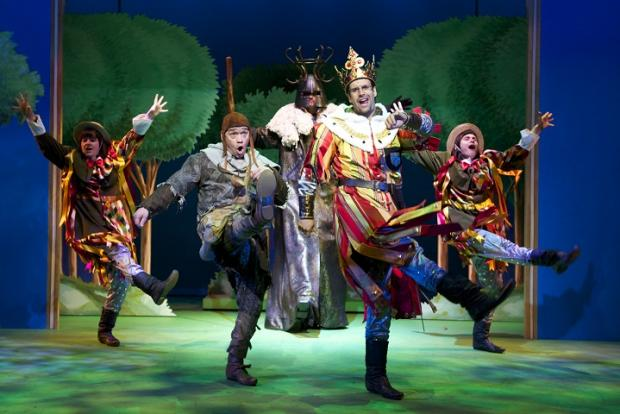 Spamalot canters to the West End after successful shows in Bromley
