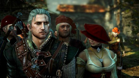 Richmond and Twickenham Times: Review: The Witcher 2: Assassins of Kings (Xbox 360 Enhanced Edition tested)