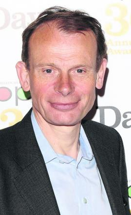 Andrew Marr: Back in business
