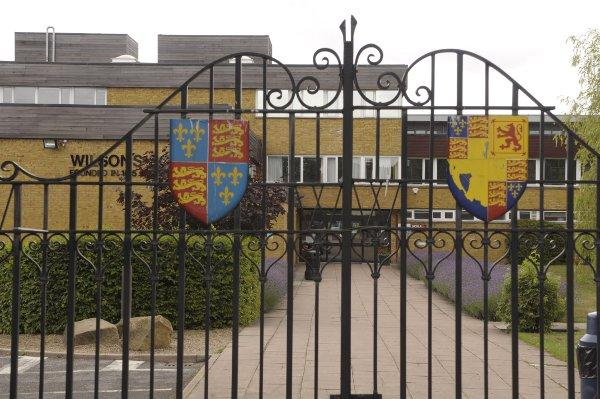Wilsons School in Sutton could be in contention