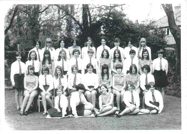 Do you recognise any of the faces in this 1966 photo?