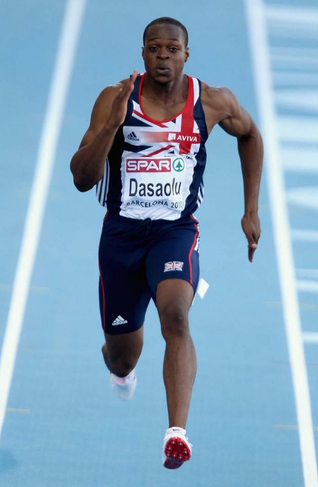 Olympic Profile - James Dasaolu