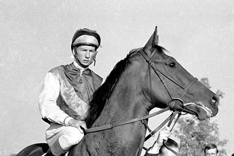 Richmond and Twickenham Times: Lester Piggott and Nijinsky