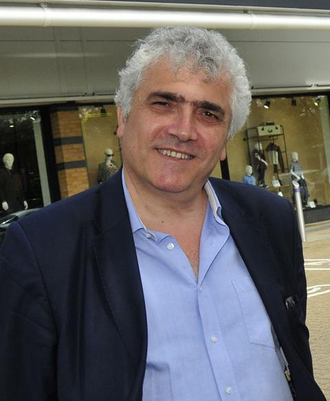 Councillor Stephen Alambritis, leader of Merton Council