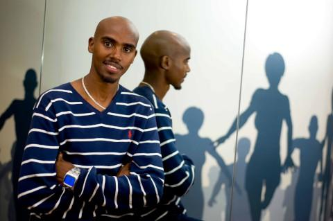 Home advantage: Mo Farah had unprecedented success at London 2012