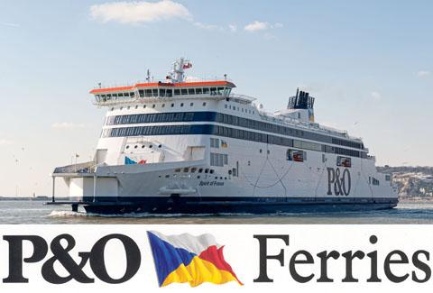 WIN! Dover to Calais return ferry crossings for a car and passengers with P&O