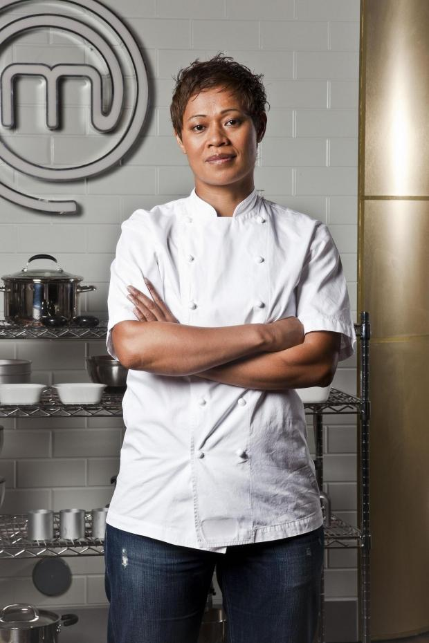 Monica Galetti wants to open her own restaurant