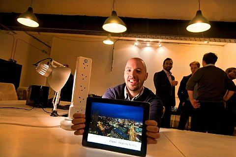 Jonny Rose, founder of Croydon Tech City (Pic credit: Neale Atkinson/Photography24 )