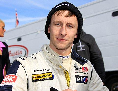 Back in the mix: Howard Fuller has earned a return to the British Touring Car Championship     Picture: Keith Hubbleday