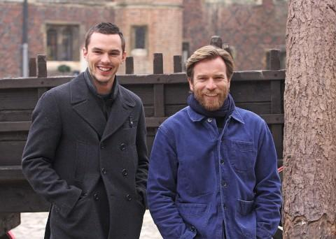 Star struck: Hollywood comes to Hampton Court Palace