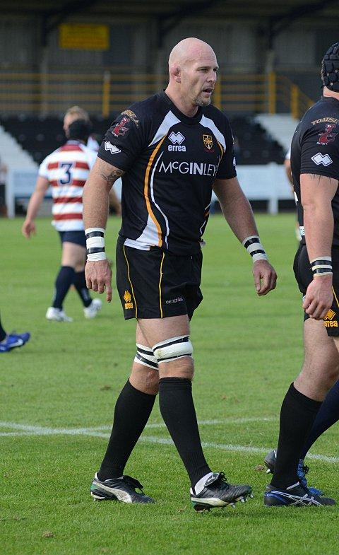 Suspended: Esher lock Kris Chesney