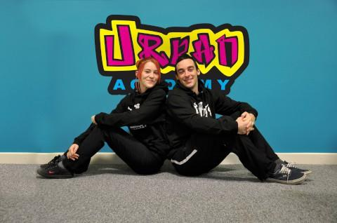 Happy: RHP's Urban Academy has helped Caroline