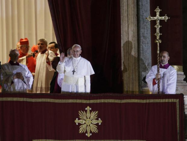 Pope Francis, the former Cardinal Jorge Mario Bergoglio, is the first Argentinian head of the Catholic church
