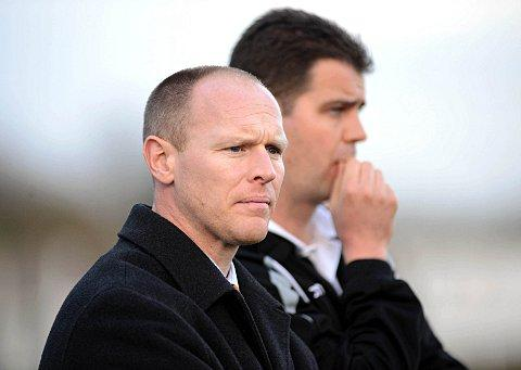 He's gone: Danny Carroll has resigned as manager of Walton Casuals      SP72680