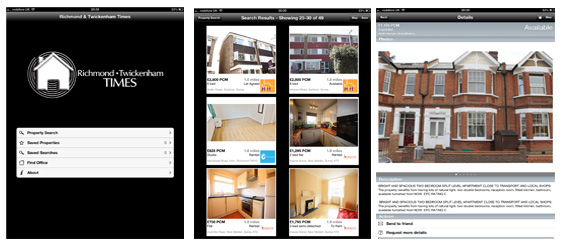 Richmond and Twickenham Times: RTT Property App