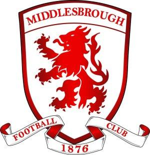 Richmond and Twickenham Times: Football Team Logo for Middlesbrough