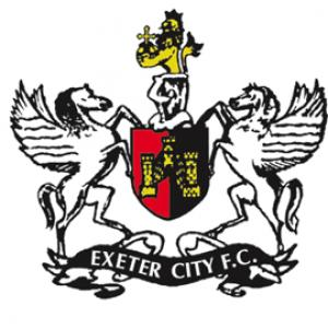 Richmond and Twickenham Times: Football Team Logo for Exeter City