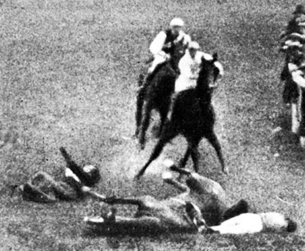 Richmond and Twickenham Times: Emily Wilding Davison's brutal death at the 1913 Derby