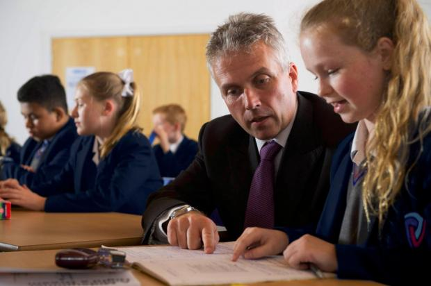 Turing House School: Headteacher Colin Mackinlay
