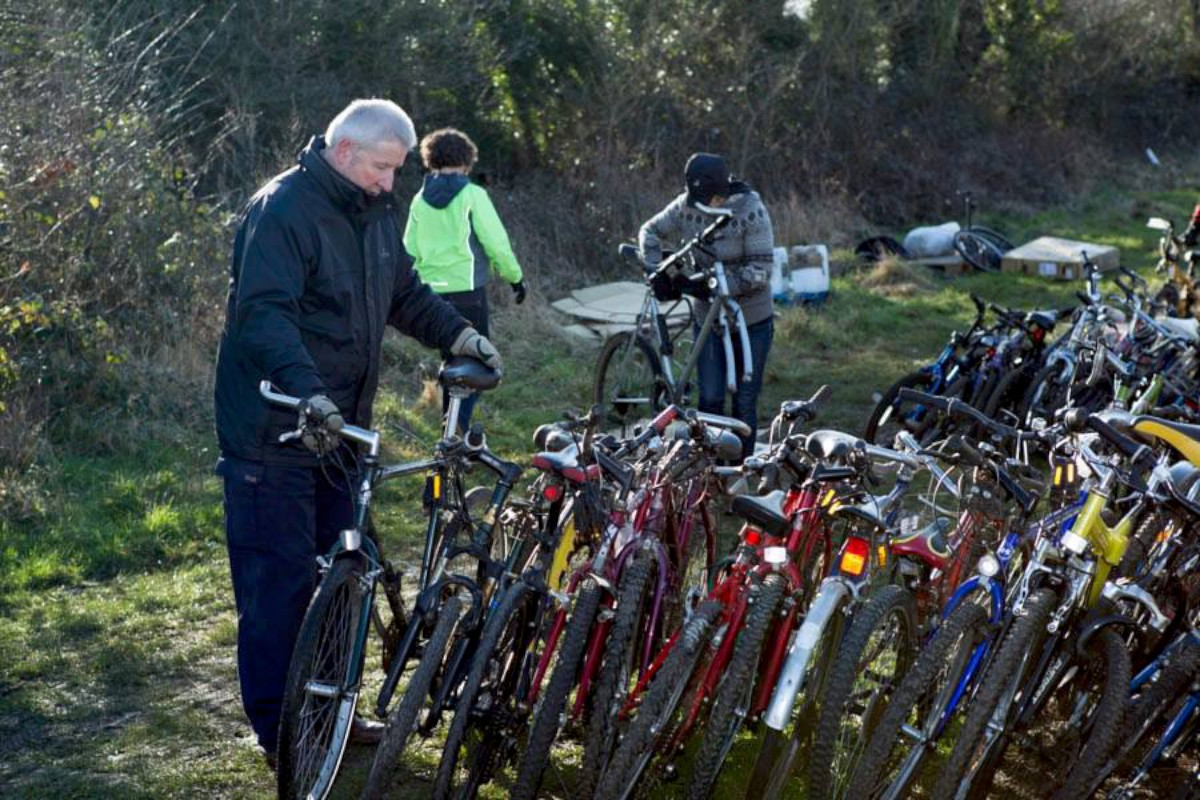 Unwanted bikes sought for African adventure