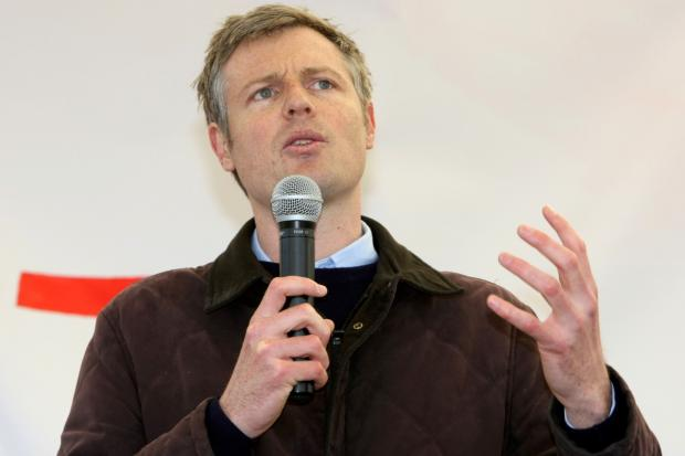 Environmentalist: Zac Goldsmith wants a simpler system