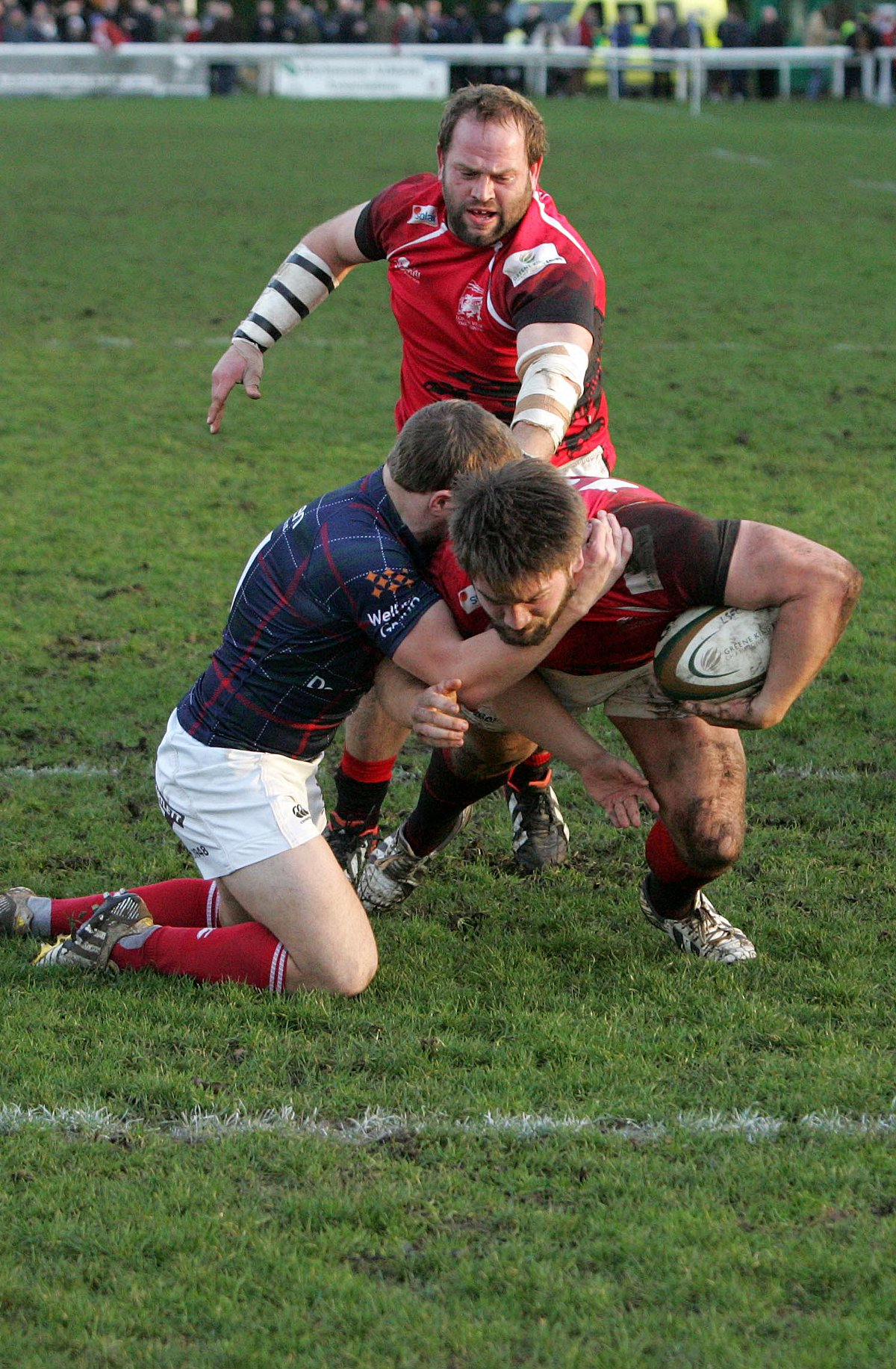 Morris: Welsh were out to make a point