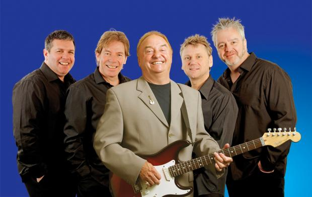 Gerry and the Pacemakers are coming to Fairfield Halls
