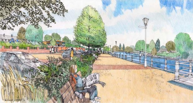 Plans: How the Riverside will soon look