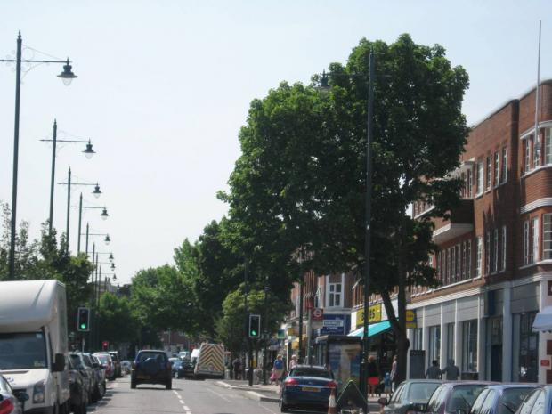 Whitton High Street: But what about Murray Park and Chase Green?