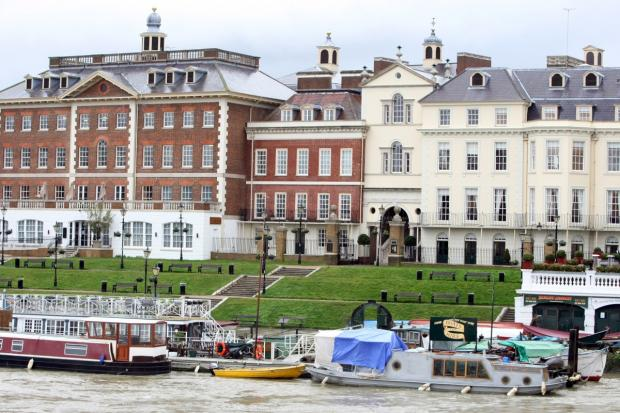 Richmond Riverside: Enjoy the sounds of the town