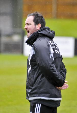 What will be, will be: Leatherhead boss Richard Brady was in pragmatic mood ahead of tonight's vital play-off semi-final