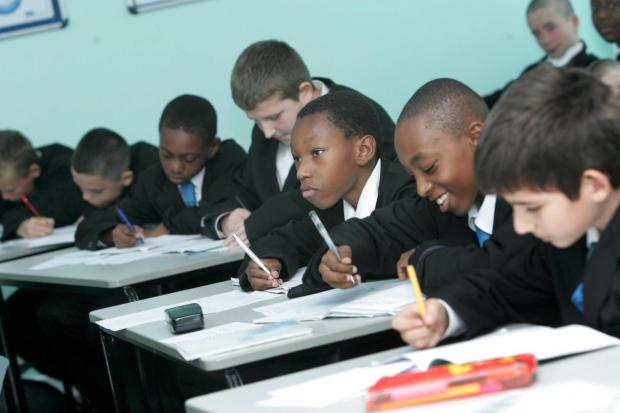 Working hard: More people than ever are interested in Richmond Park Academy