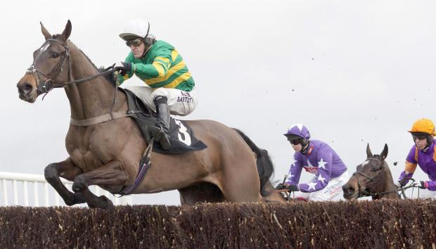 Day two of the Aintree Festival today