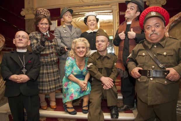 Great fun: Still time to catch the play at Richmond Theatre