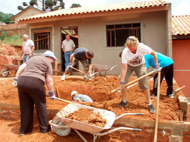 Charitable work: Going to Brazil