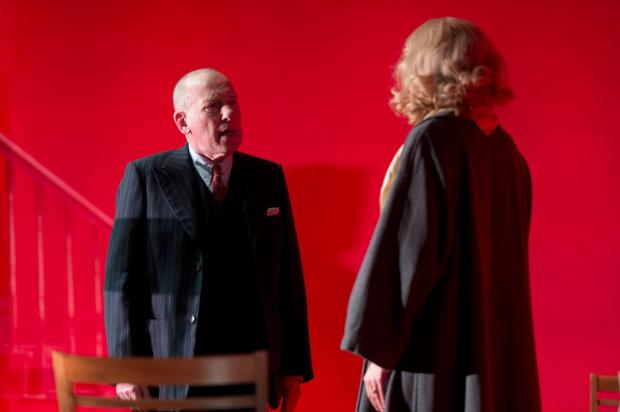 The perfect murder: At Richmond Theatre