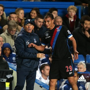 Palace manager Tony Pulis enjoyed the company of Chelsea's Jose Mourinho following the Blues' win at Stamford Bridge but is looking to turn the tables this weekend.