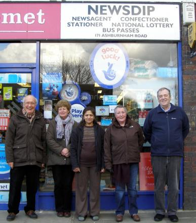 Newsdip: Now your friendly local post office too