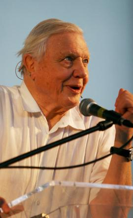 Sir David Attenborough: Has the freedom of Richmond