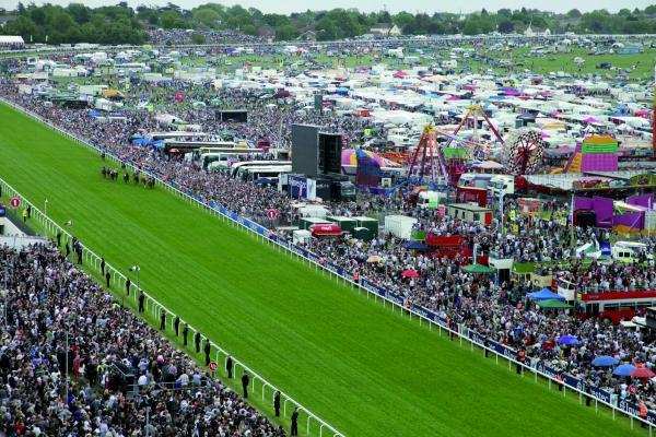 June 7th is the Epsom Derby!