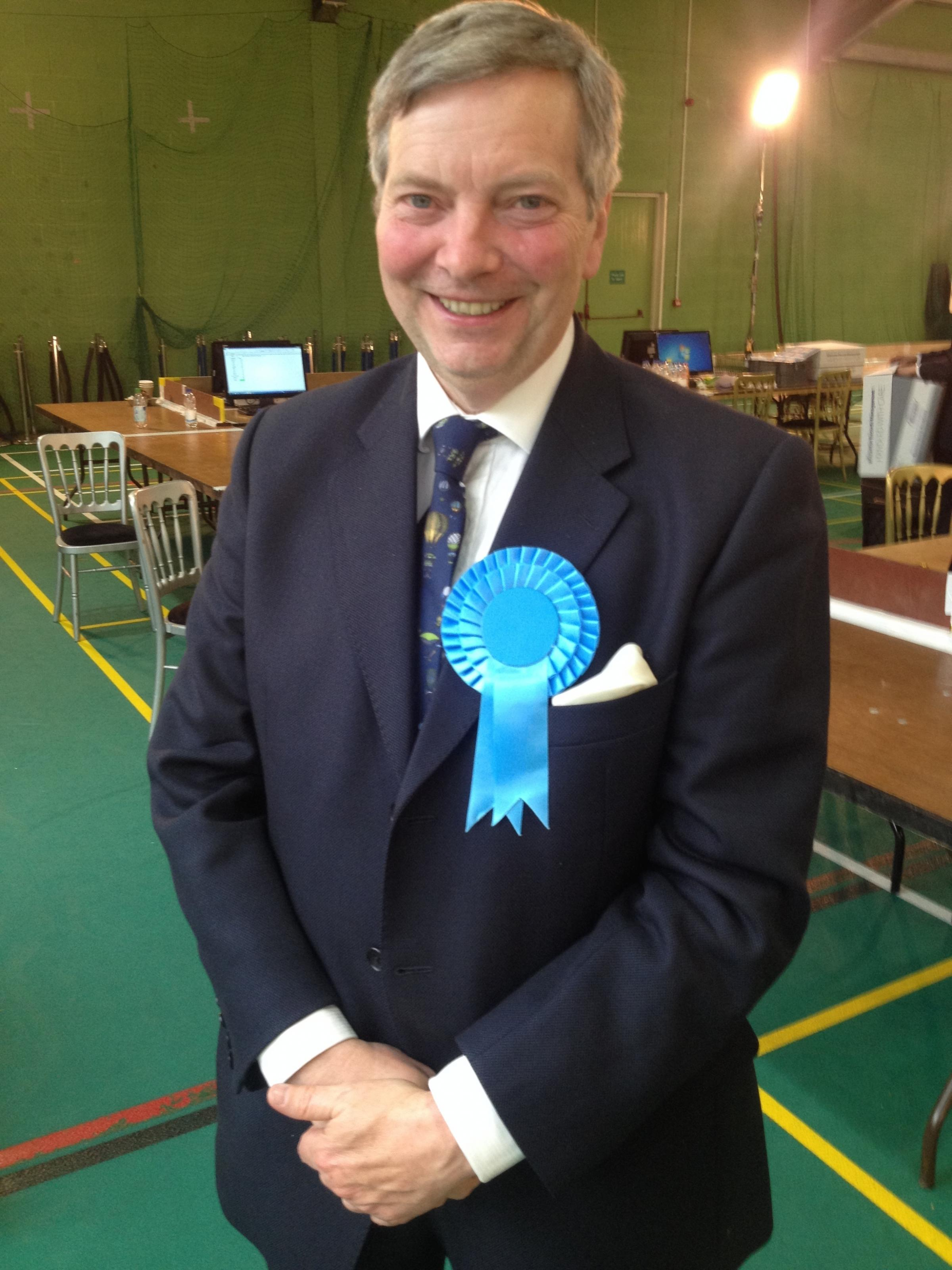 Leader Lord True hails historic win as Tories retain Richmond Council