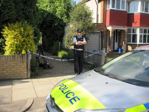 Alleyway incident: Police and the council are working to address issues