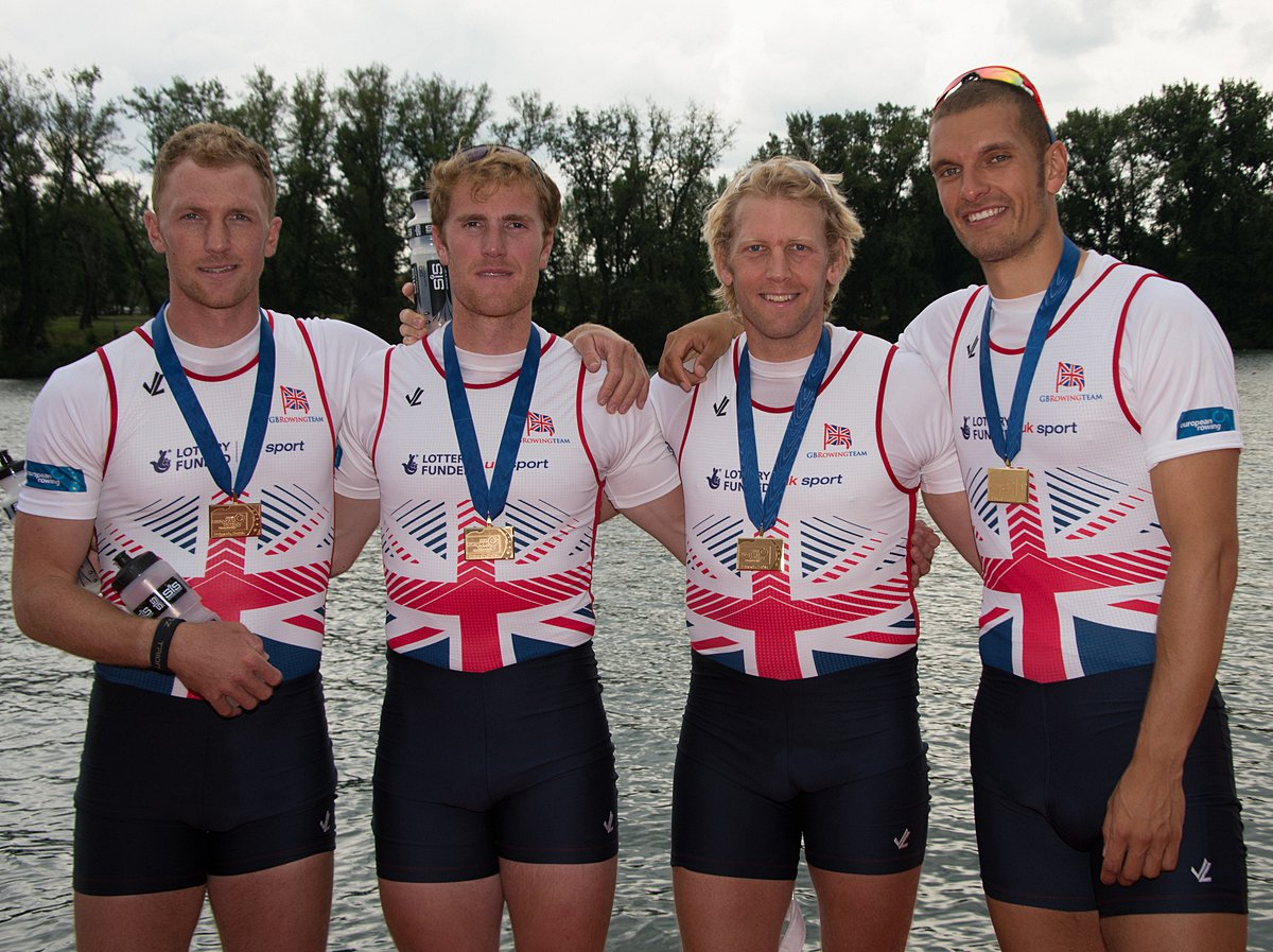 Molesey's Sbihi and men's four send out Olympic warning