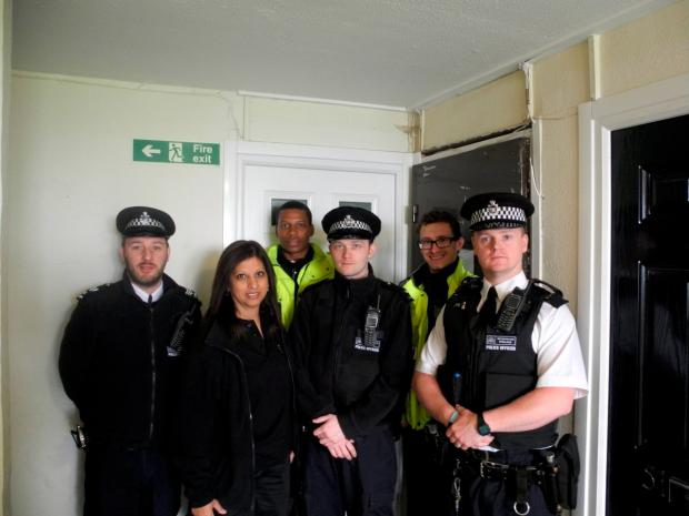 Go team: Heathfield Safer Neighbourhood Team
