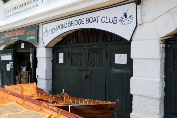 Richmond and Twickenham Times: Boat club: Witnessed the rescue