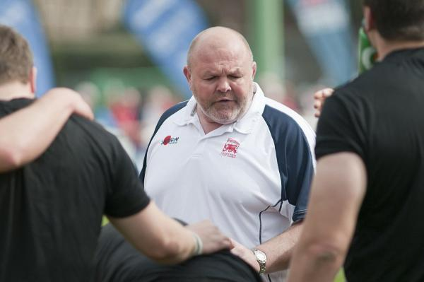 Overhaul: London Welsh head coach Justin Burnell has recruited heavily this summer